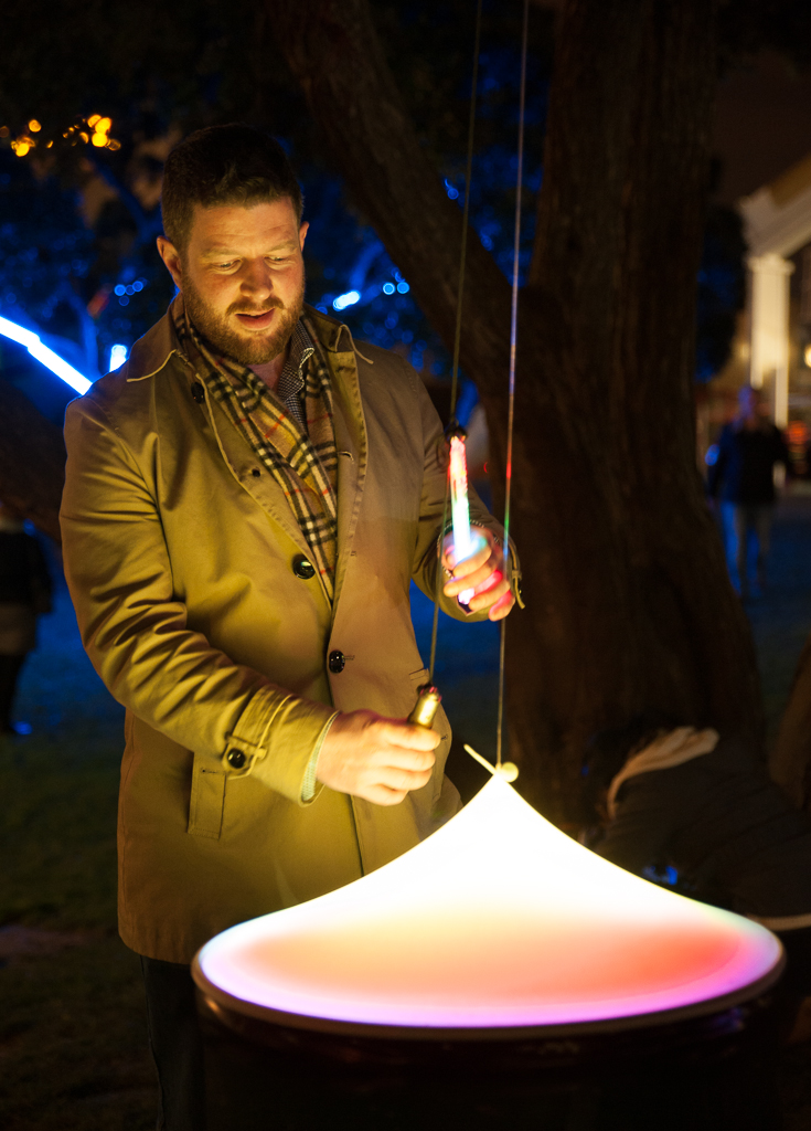 Lux Light Festival 2014  Copyright Gregory Young