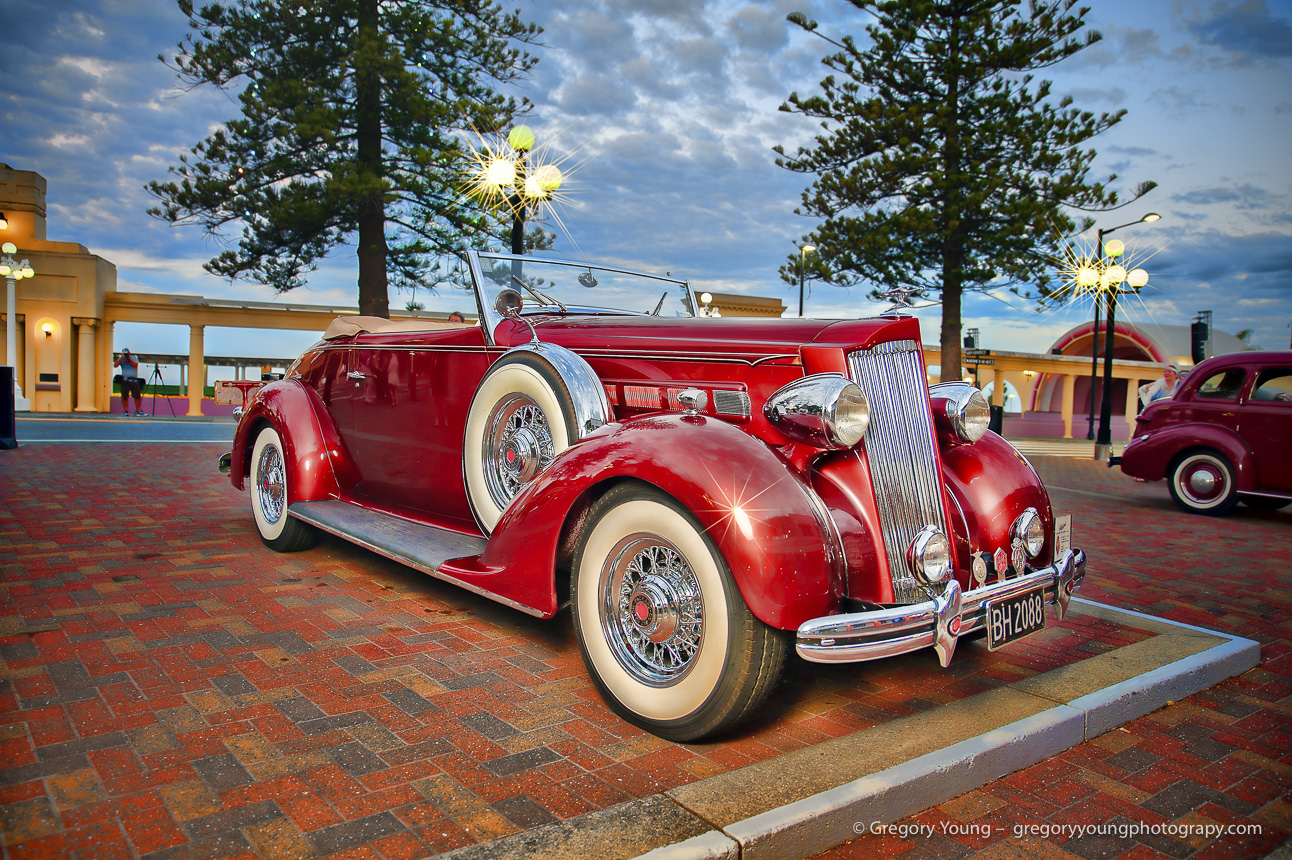 Red Packard